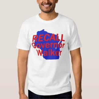 Camiseta del caminante de MEMORIA Camisas