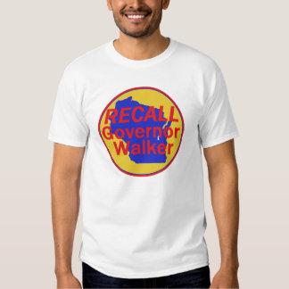 Camiseta del caminante de MEMORIA Poleras