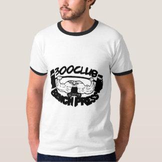 Camiseta del campanero de 300 del club de banco playera