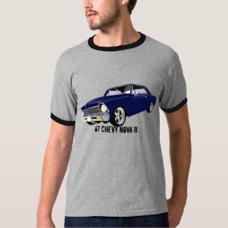 Camiseta del campanero de 67 Chevy Nova II