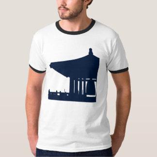 Camiseta del campanero de Bell de la amistad de Remeras