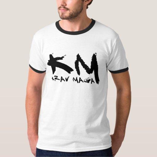 Camiseta del campanero de Krav Maga Camisas