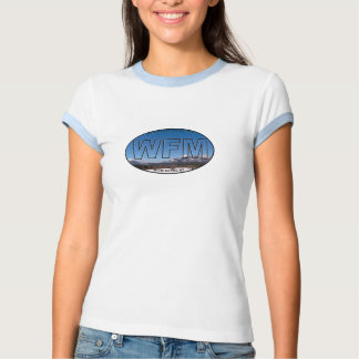 Camiseta del campanero de la montaña de Whiteface Playera
