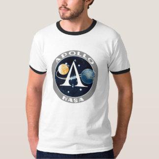 Camiseta del campanero de la NASA Apolo 11 Camisas