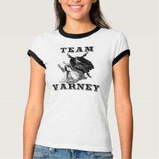 Camiseta del campanero de las mujeres de Varney