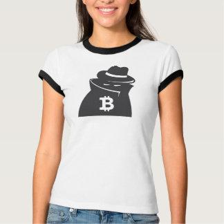 Camiseta del campanero de las mujeres del playera