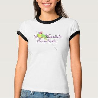 Camiseta del campanero de las mujeres dirigidas playeras