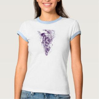Camiseta del campanero de las señoras camisas