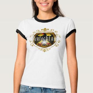 Camiseta del campanero de las señoras de remera