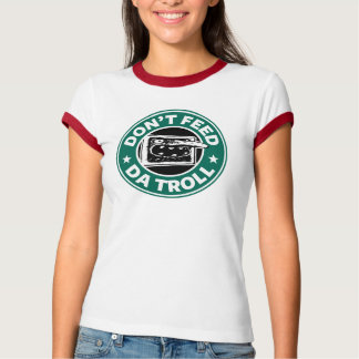 Camiseta del campanero de las señoras del duende camisas