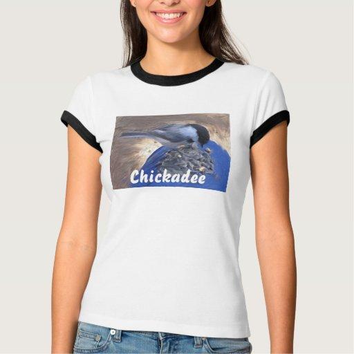 Camiseta del campanero de las señoras - modificada