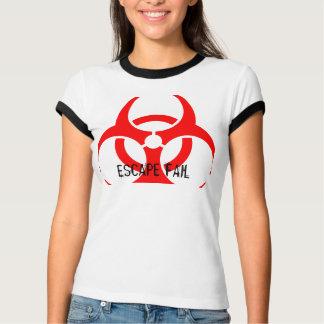 Camiseta del campanero de las señoras - modificada playeras