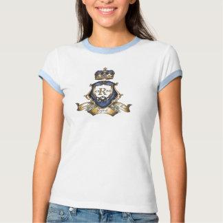 Camiseta del campanero de las señoras remera