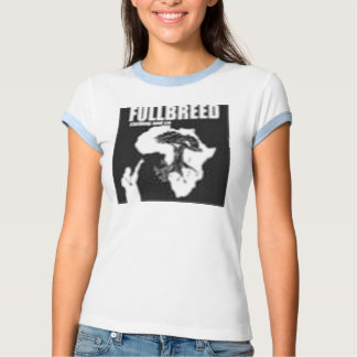 Camiseta del campanero de las señoras remeras