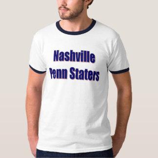 Camiseta del campanero de los hombres