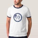 Camiseta del campanero de los hombres del ASM