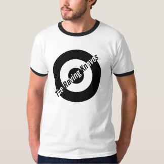 Camiseta del campanero de los hombres playeras