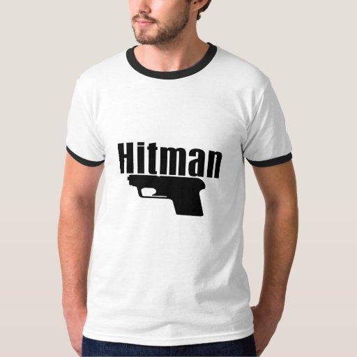 camiseta del campanero del hitman