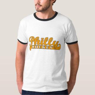 Camiseta del campanero del hockey de Philly Playeras