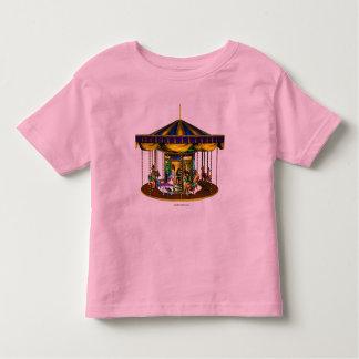 Camiseta del campanero del niño playeras