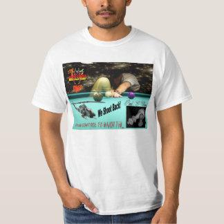 Camiseta del campo de batalla camisas