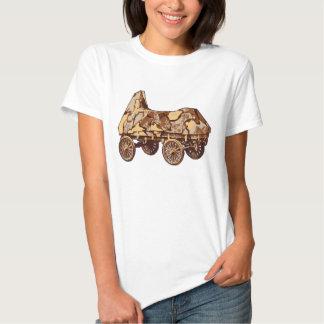 Camiseta del camuflaje remera