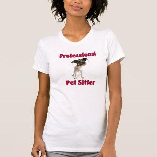 Camiseta del canguro del mascota remera