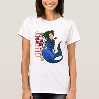 Camiseta del Capricornio del zodiaco