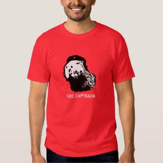 Camiseta del Capybara de Che Polera