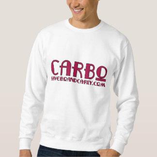 Camiseta del carbón pulóver sudadera
