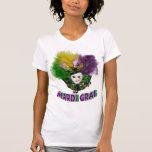 Camiseta del carnaval playera