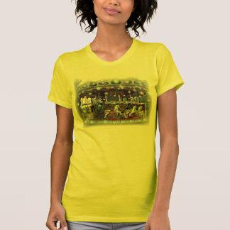 Camiseta del carrusel