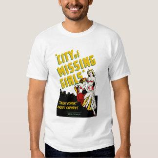 Camiseta del cartel de película de los chicas que remeras