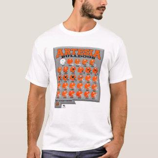 Camiseta del casco de los campeones del estado de