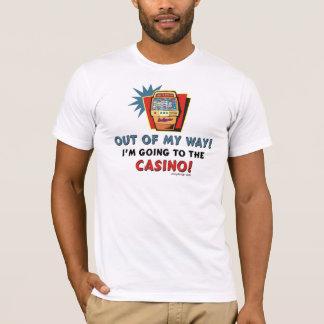 Camiseta del casino