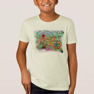 Camiseta del casino de la burbuja poleras