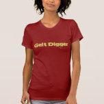 Camiseta del cavador de Gelt