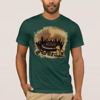Camiseta del centro urbano
