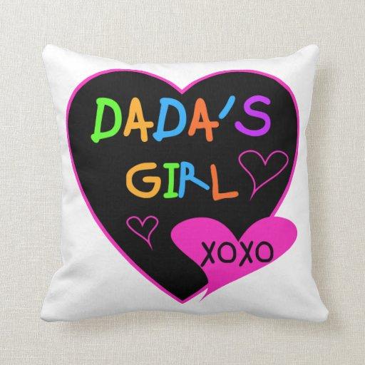 Camiseta del chica de Dada, taza, botón, imán, más Almohada