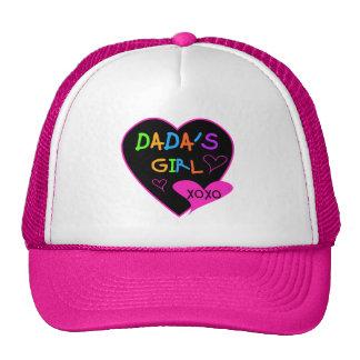 Camiseta del chica de Dada, taza, botón, imán, más Gorro De Camionero