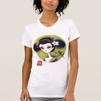 Camiseta del chica de Sakura