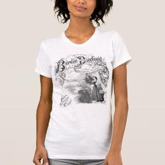 Camiseta del chirrido de las señoras