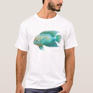 Camiseta del Cichlid de Jack Dempsey