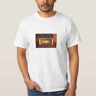 (Camiseta del cielo del indie) Playera