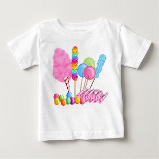 Camiseta del circo del caramelo