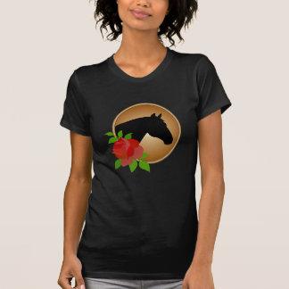 Camiseta del círculo de los ganadores
