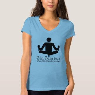 Camiseta del club de las señoras Zin Playera