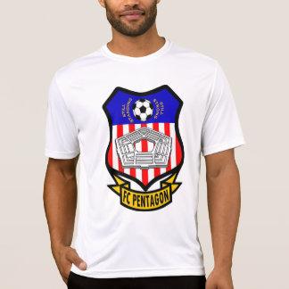 Camiseta del club del fútbol de Pentágono Poleras
