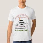 Camiseta del club náutico del DES Peres del río Camisas