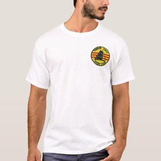 Camiseta del club náutico del golfo de Tonkin